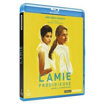 L'Amie prodigieuseL'Amie prodigieuse Saison 2 Blu-ray
