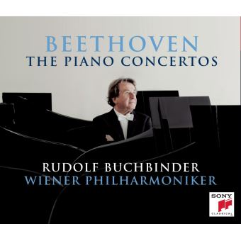 The Piano Concertos Coffret