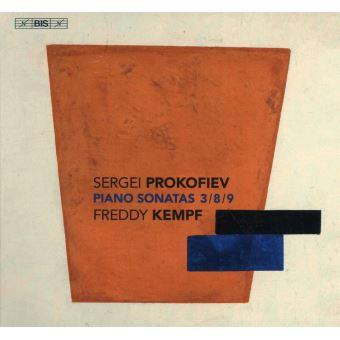 Prokofiev: Piano Sonatas Nos 3, 8 & 9 - SACD