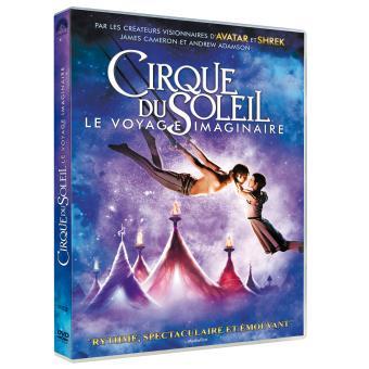 Cirque du Soleil : Le voyage imaginaire DVD
