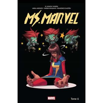 captain marvel livre