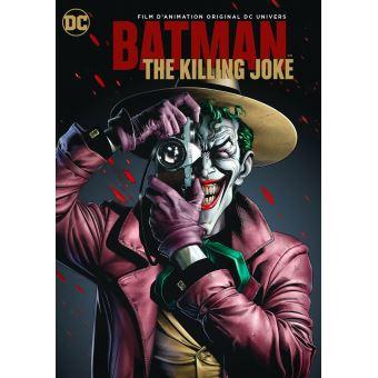 Batman animated seriesBatman: The Killing Joke Blu-ray
