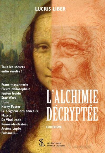 L'Alchimie décryptée - 9791032623350 - 10,99 €