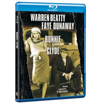 Bonnie and Clyde Blu-ray