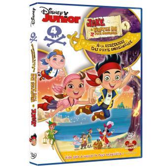 Jake et les pirates du pays imaginaire volume 4 a la - Jake et les pirates ...