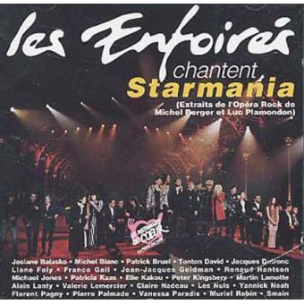 Les Enfoirés chantent Starmania