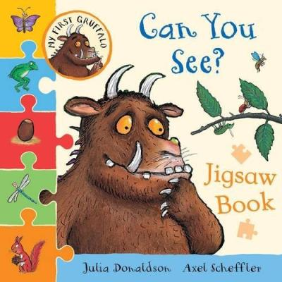 My first gruffalo: can you see?