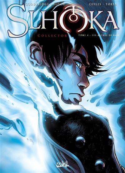 Slhoka T04 - Edition collector