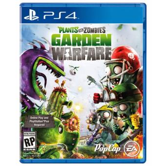 plants vs zombies garden warfare ps4 jeux vid o achat prix fnac. Black Bedroom Furniture Sets. Home Design Ideas