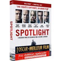 Spotlight Edition spéciale Fnac Blu-ray