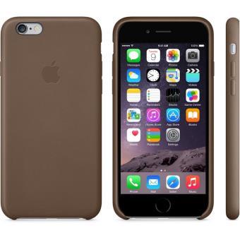 coque cuir apple iphone 6