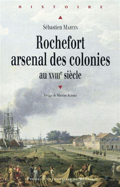 Rochefort arsenal des colonies