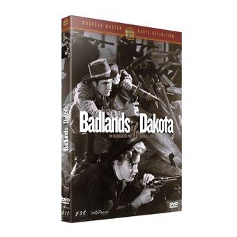 Badlands of Dakota DVD