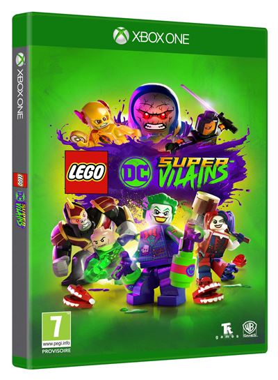 LEGO DC Super-Vilains Xbox One