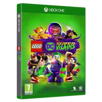 LEGO DC Super-Vilains Xbox One