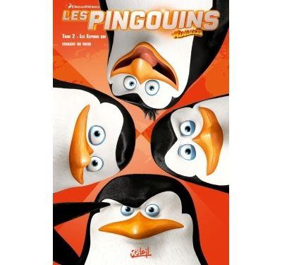 Les Pingouins de Madagascar T2 - Les Espions qui venaient du froid