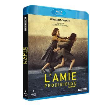 L'Amie prodigieuseL'Amie prodigieuse Saison 1 Blu-ray