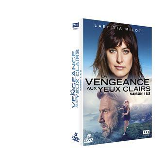 La vengeance aux yeux clairsCoffret La Vengeance aux yeux clairs L'intégrale des 2 saisons DVD