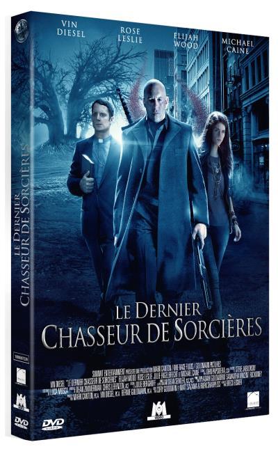 Le Dernier Chasseur De Sorcires DVD