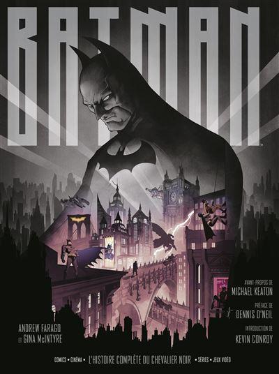 Batman, Le livre ultime