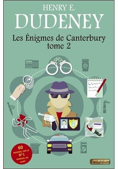 Les Enigmes de Canterbury Tome 2 - 60 énigmes par le n°1 mondial du sujet