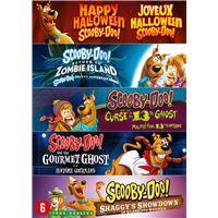 Scooby-Doo 5 aventures DVD