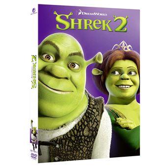 ShrekShrek 2 DVD
