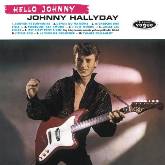 Hello johnny/edition 2017