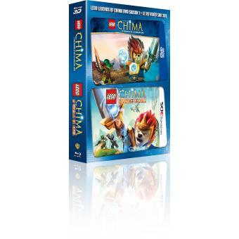LEGOCoffret LEGO Chima Saison 1 DVD
