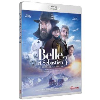 Belle et SébastienBelle et Sébastien 3 Le dernier chapitre Blu-ray