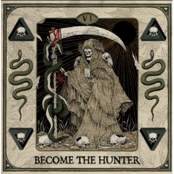Become The Hunter - LP 12''