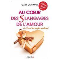 Au coeur des cinq languages de l'amour