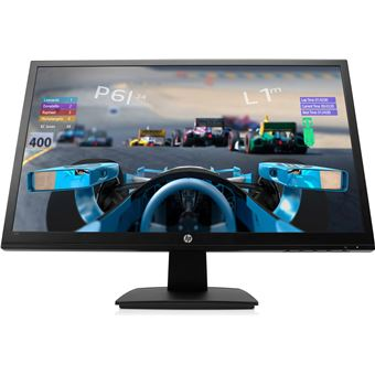 "HP 27"" FHD 1MS Black Edition Monitor"