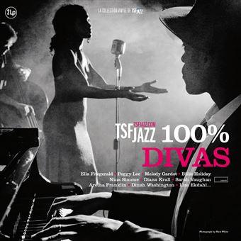 Collection tsf jazz/100% divas