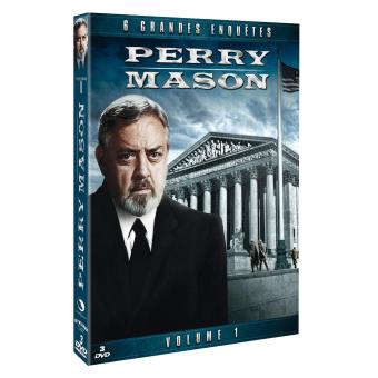Perry MasonLes téléfilms Coffret 3 DVD Volume 1