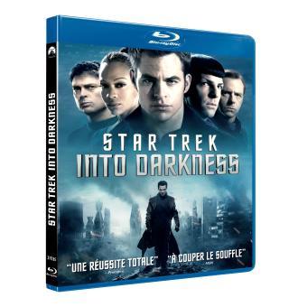 Star TrekStar Trek Into Darkness Blu-Ray