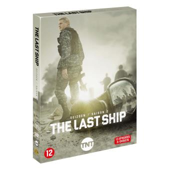 The Last ShipThe Last Ship Saison 2 DVD