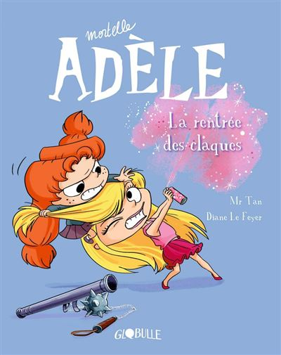 Mortelle Adèle, Tome 09 - La rentrée des claques - 9791027605149 - 6,99 €