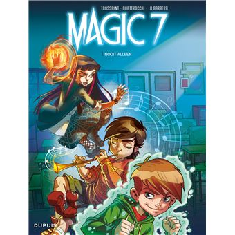 Magic 7Nooit alleen