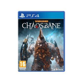 WARHAMMER CHAOSBANE FR/NL PS4