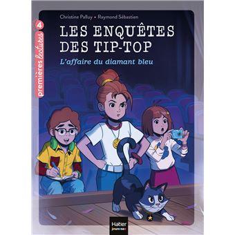 Les mystères du Grand HôtelL'affaire du diamant bleu