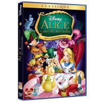 Alice au Pays des Merveilles Edition du 60ème Anniversaire DVD