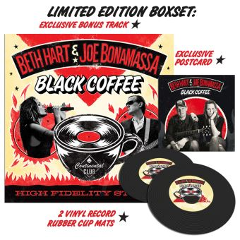 BLACK COFFEE/LTD ED