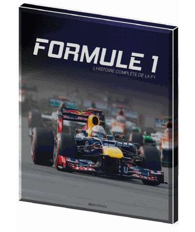 Formule 1 L Histoire Complete De La F1 Broche Collectif Achat