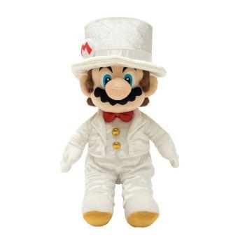 Peluche Odyssey Super Mario Wedding 40 cm