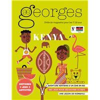 Magazine Georges n°46 - Kenya