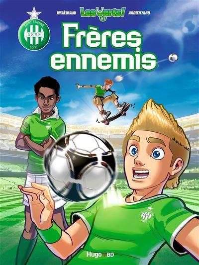 Les verts ! - tome 1 Frères ennemis