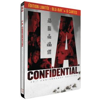L.A. Confidential Edition limitée Steelbook Blu-ray