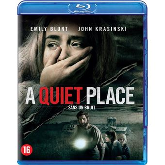 Quiet place (Sans un bruit)-BIL-BLURAY