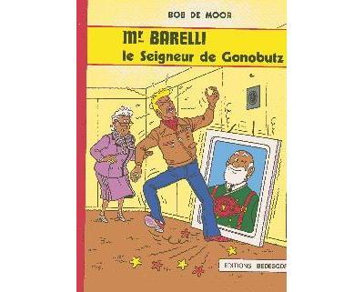 Le seigneur de Gonobutz